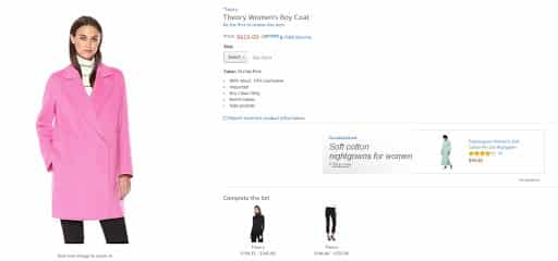 Amazon Fashion Women Niche on Amazon