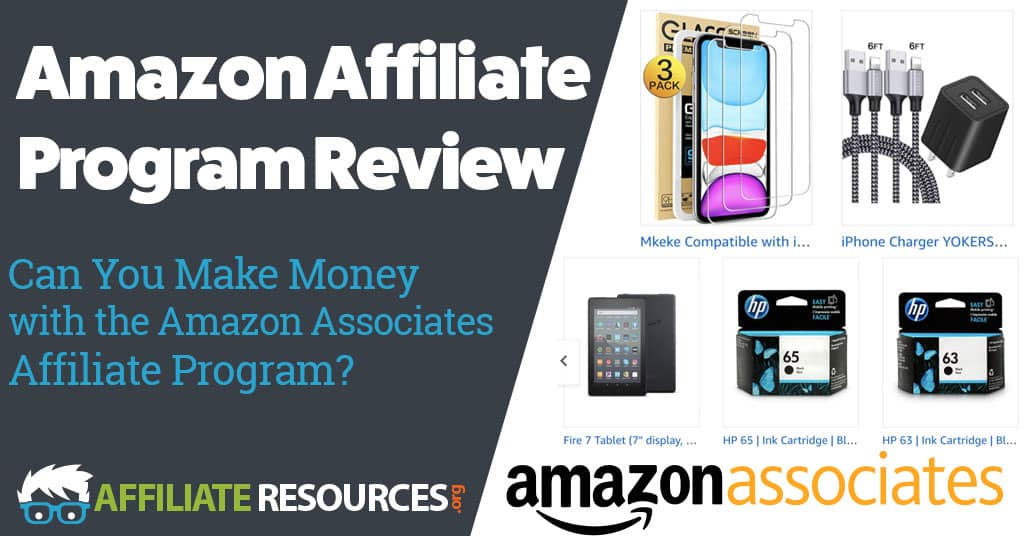 Amazon Affiliate Program Review