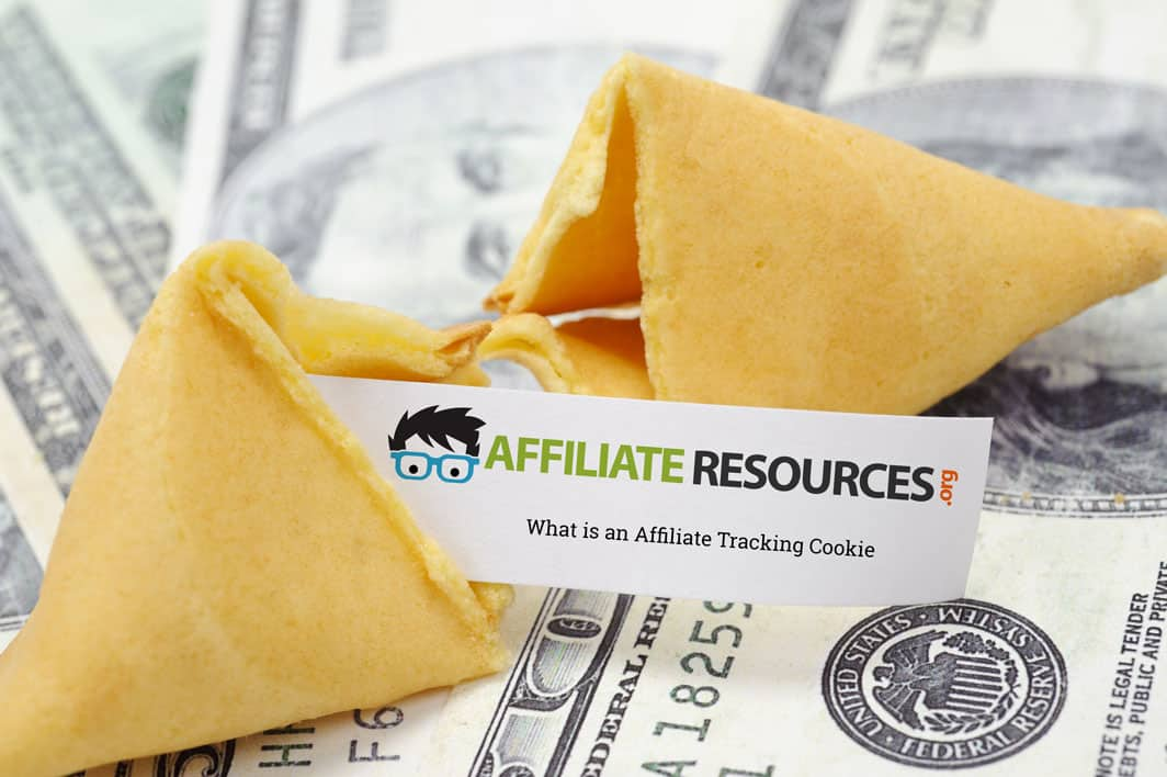 what is an affiliate tracking cookie