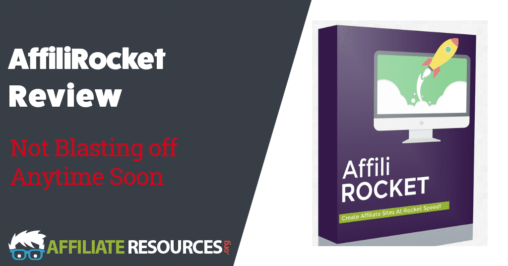AffiliRocket Review