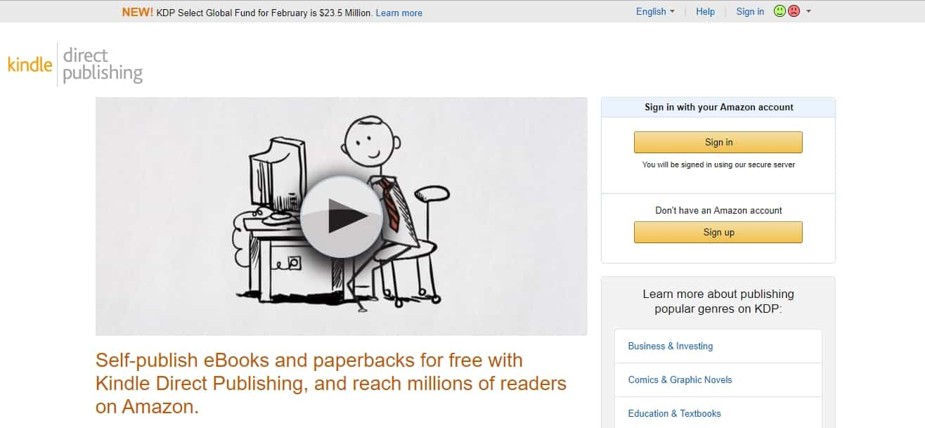ways to make money on amazon kdp