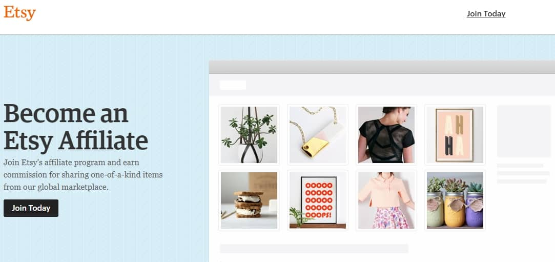 where to find christian affiliate programs etsy signup
