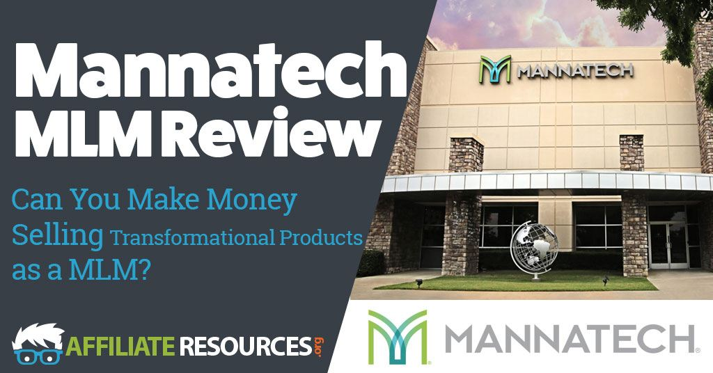 Mannatech MLM Review