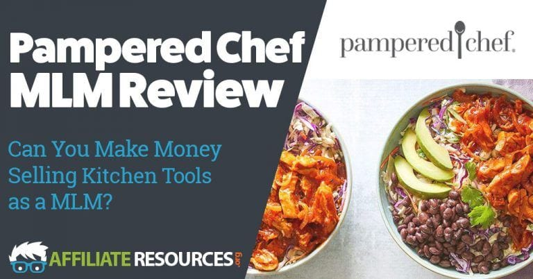 Pampered Chef MLM Review - Make Money Selling Kitchen Tools?