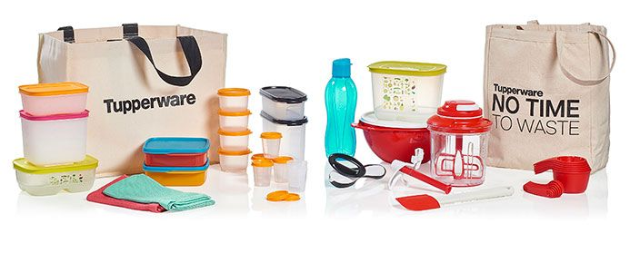 Tupperware Business kit