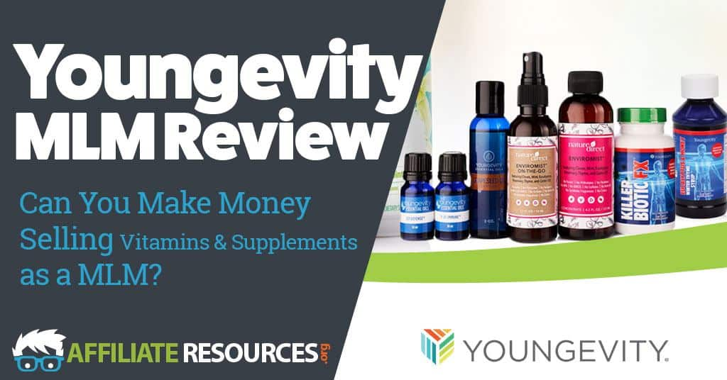 Youngevity MLM Review