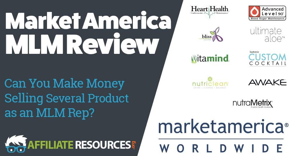 Market America MLM Review