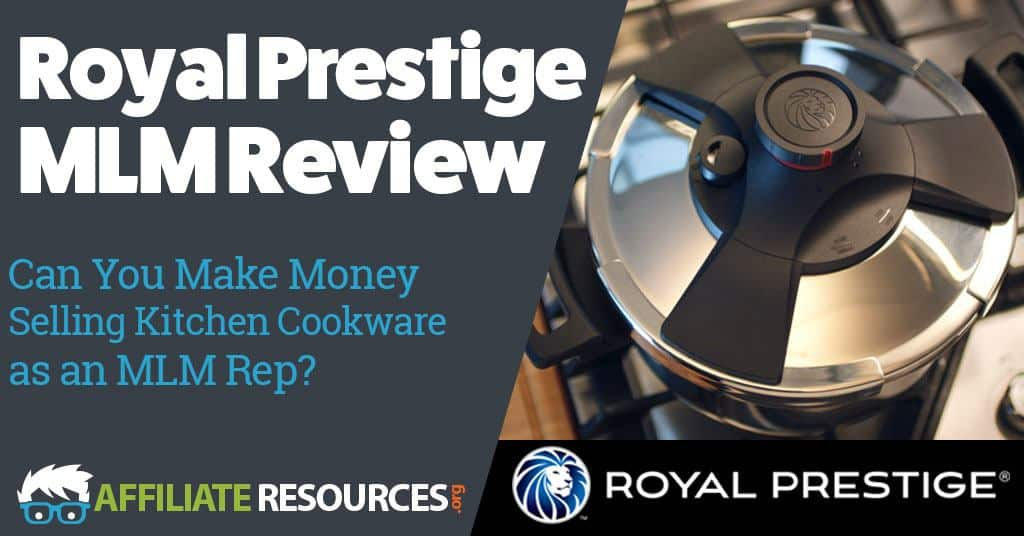 Royal Prestige MLM Review