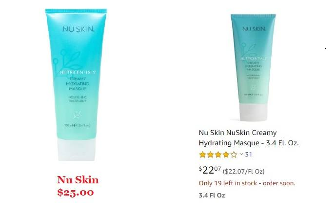 Nu Skin MLM Review - Products