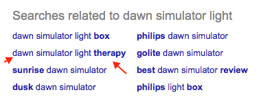 dawn simulator related searches