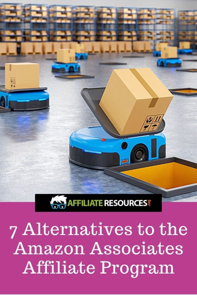 7 Alternatives to the Amazon Associates Affiliate Program