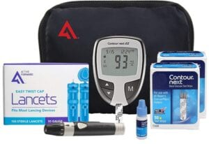 Contour Next Blood Glucose Monitor