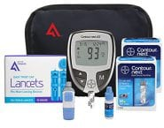 Contour Next Diabetes Testing Kit