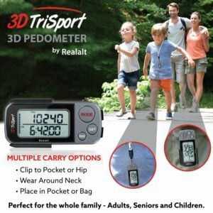 Pedometer Review