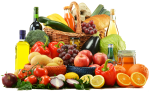 Fruits and vegetables i