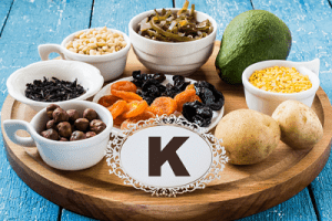 Foods With Vitamin K