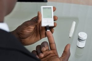 African American With Diabetes