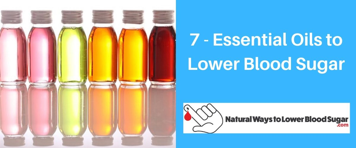 Essential Oils to Lower Blood Sugar