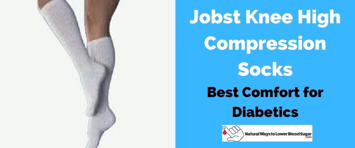 Jobst Knee High Compression Socks