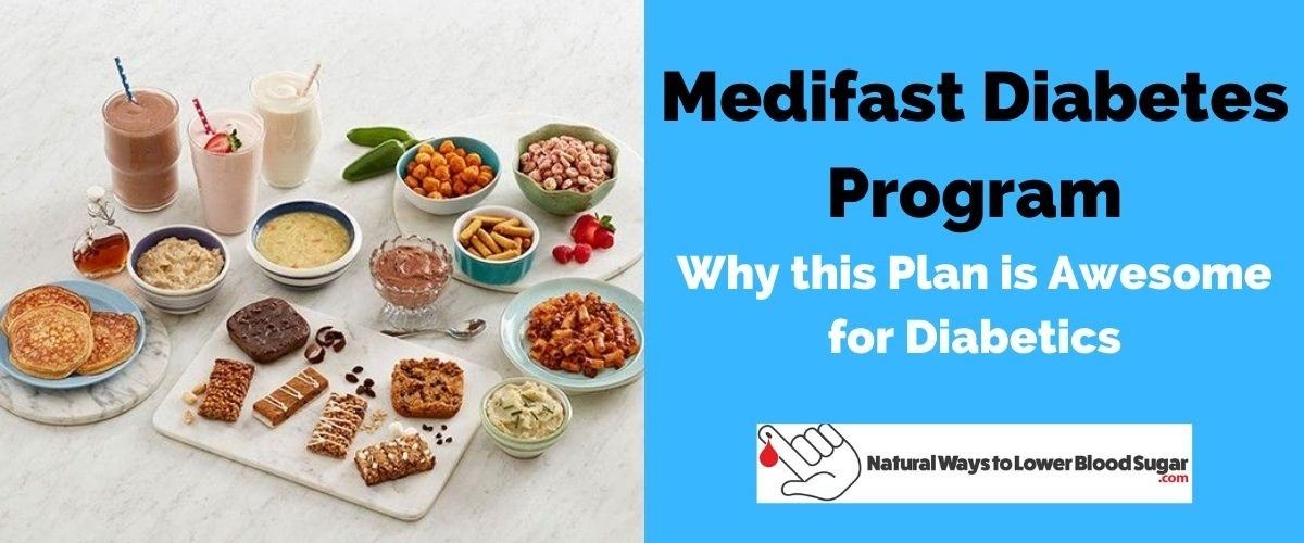 Medifast Diabetes Program