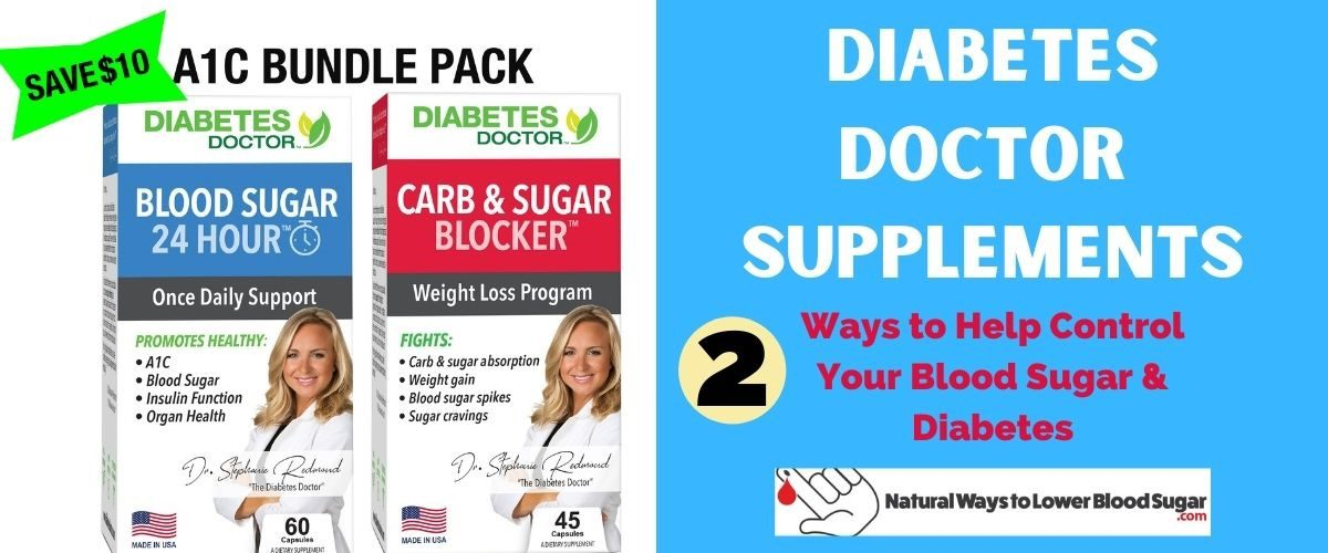 Diabetes Doctor Supplements Featured Image