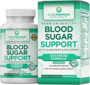 PurePremium Blood Sugar Support