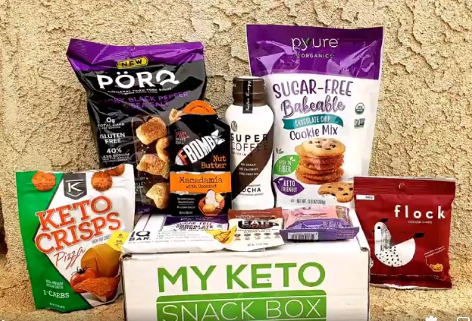 My Keto Snack Box