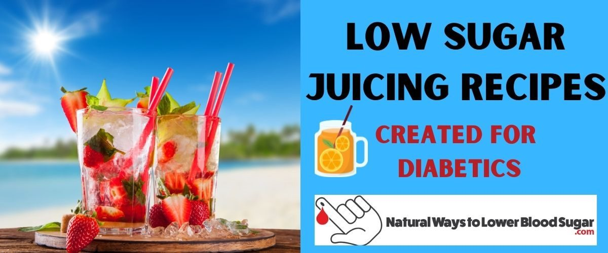 Low Sugar Juicing Recipes