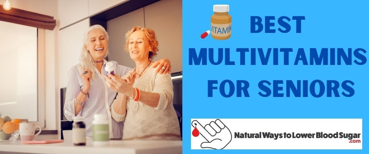 Best Multiple Vitamins for Seniors