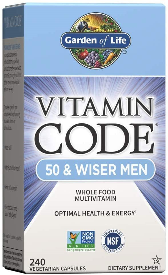 Garden of Life Multivitamin for Men