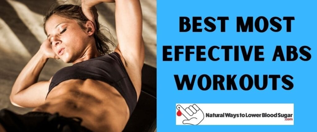 Best Most Effective Abs Workouts