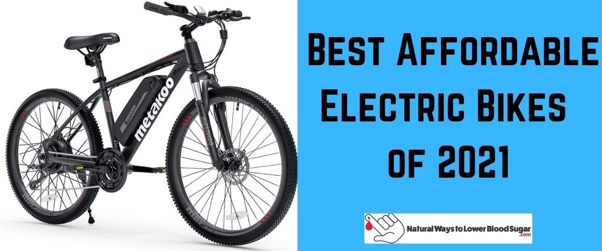 Best Affordable Electric Bikes of 2021