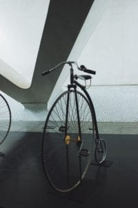 How to Find Content for a Blog Post - penny farthing