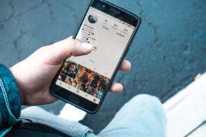 How to Choose the Best Social Media Platforms - phone