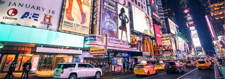 How to Monetize your Website Content - advertising NY