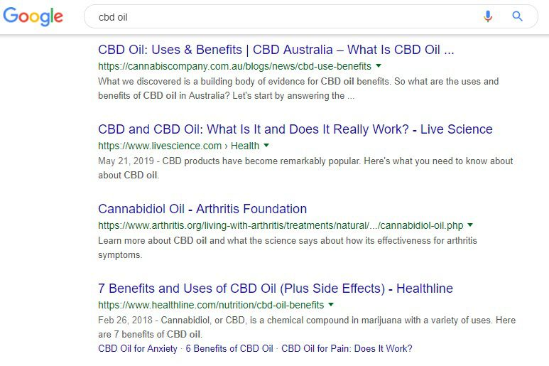 How to Make Money Selling CBD Oil Online - cbd search