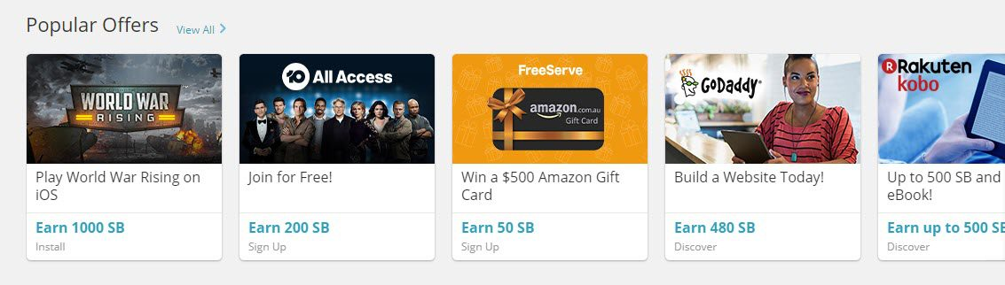Can You Make Money with Swagbucks - discover