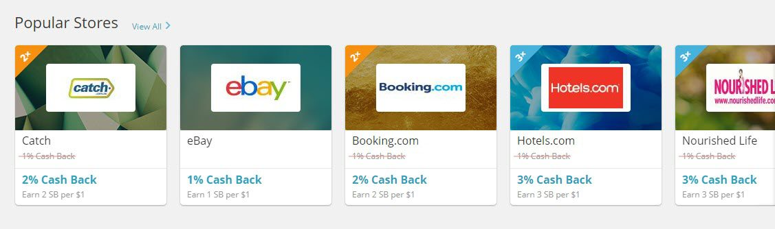 Can You Make Money with Swagbucks - shopping