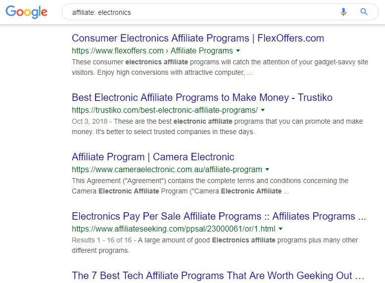 How to Sell Electronics Online - affiliate