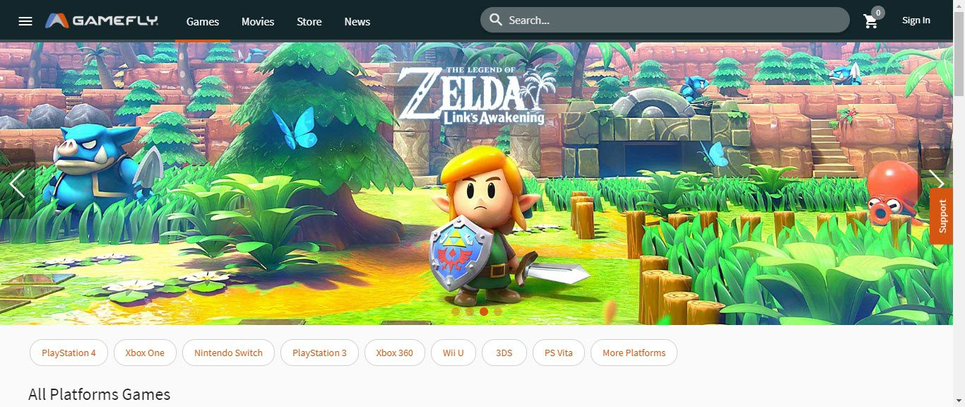 Video Game Affiliate Programs - gamefly