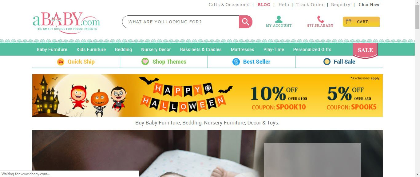 Baby Product Affiliate Programs - aBaby