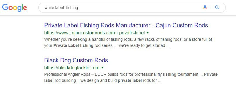 How to Sell Fishing Equipment - fishing white label