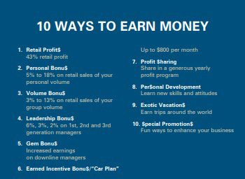 Is Forever Living MLM - ways to make money