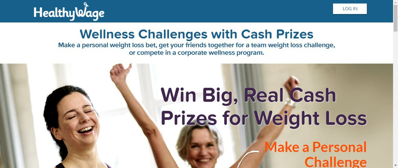 Weight loss affiliate programs - Healthy Wage