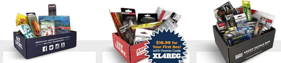 Fishing Affiliate Programs - Lucky Tackle Box stripe