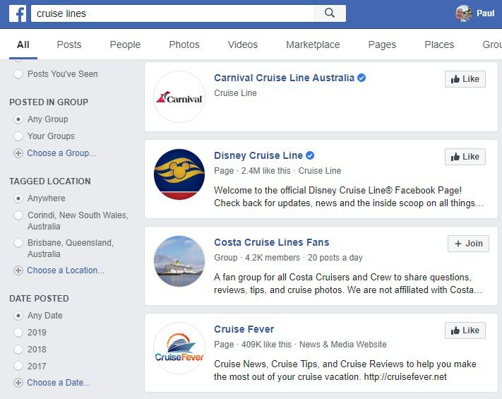 How to Sell Travel Online - FB groups