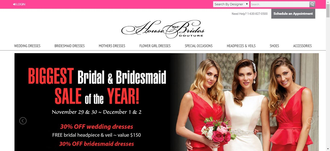 Wedding Affiliate Program - House of Brides