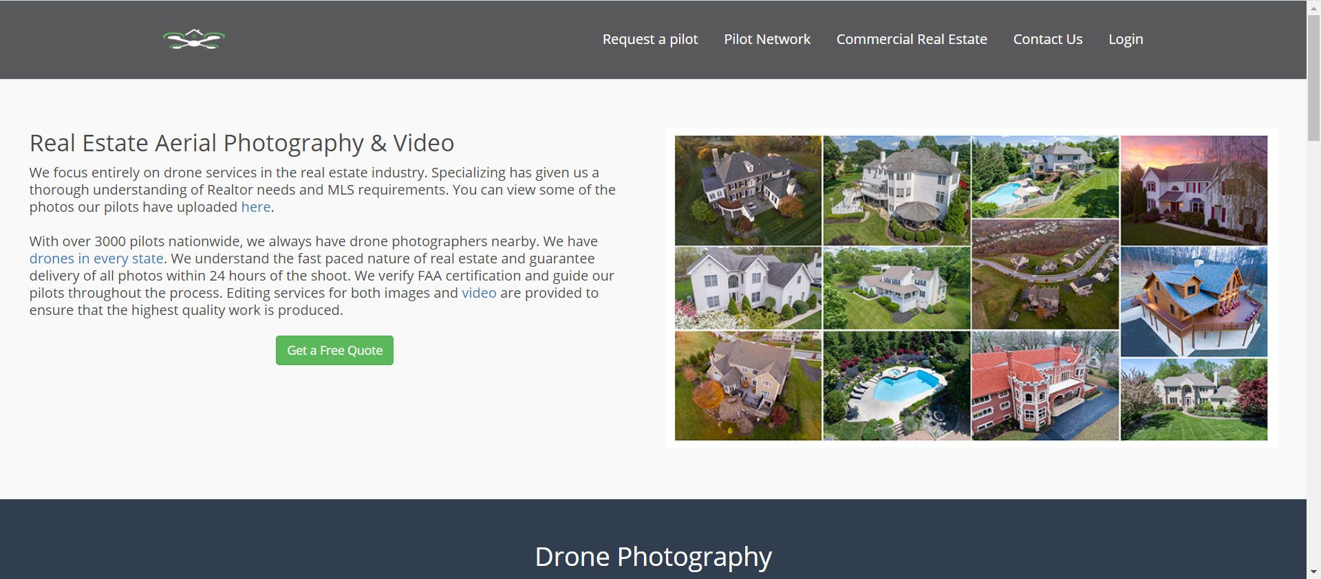 Drone Affiliate Programs - Sold by Air