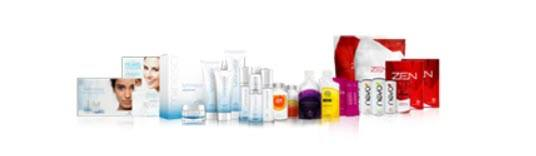 Jeunesse Global MLM Review - products 2