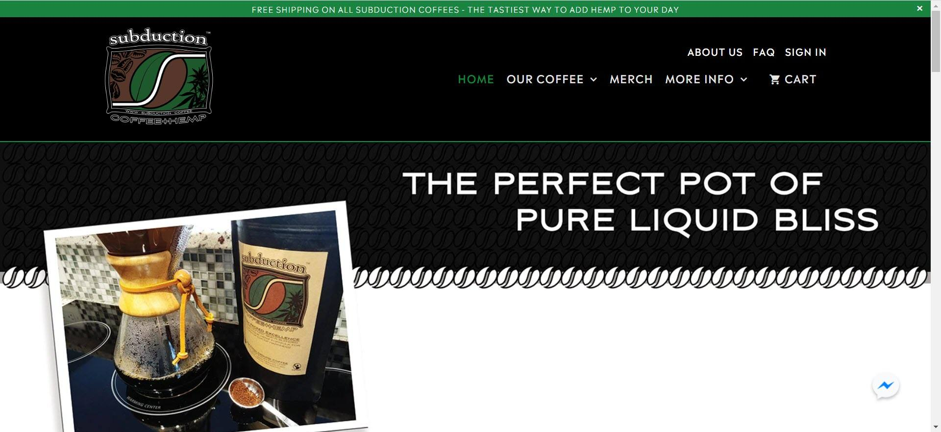coffee affiliate programs - Subduction